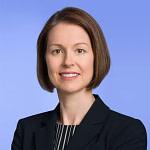 Sarah Pelud, ExoIS Executive Team.